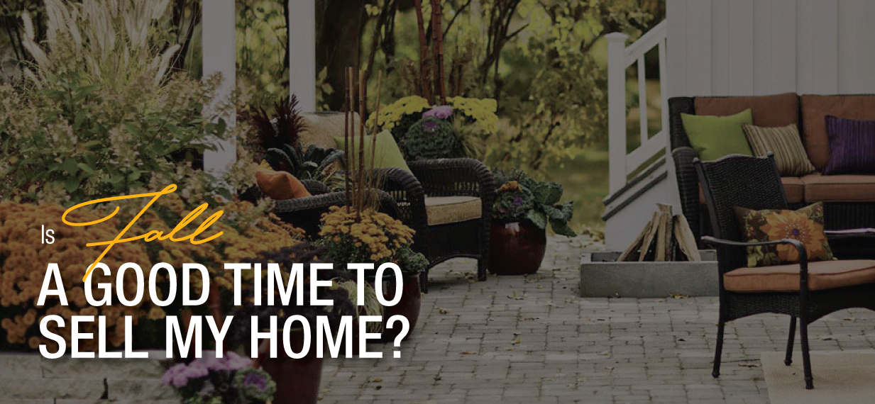 Is Fall a Good Time to Sell My Home?