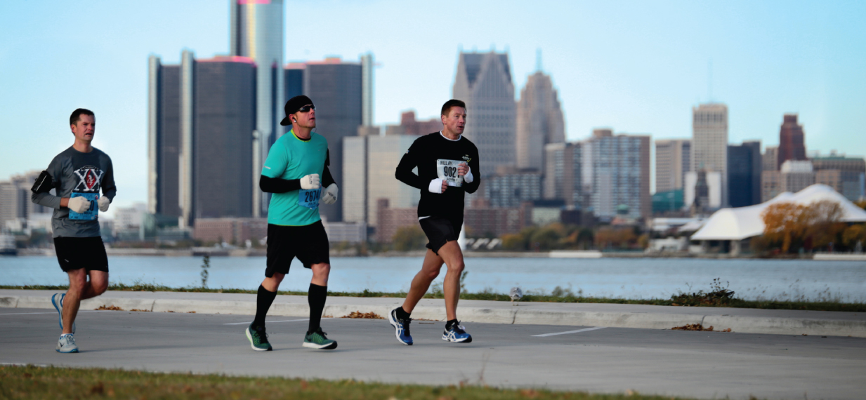 Detroit Marathon 2018 - Everything You Need to Know!